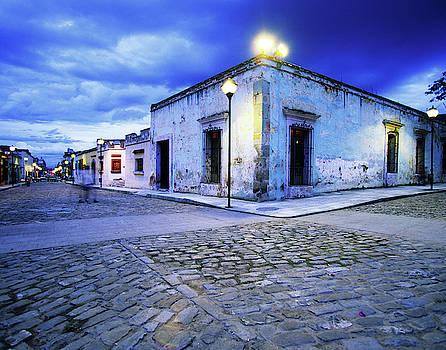 Oaxaca Blues by Bruce Herman