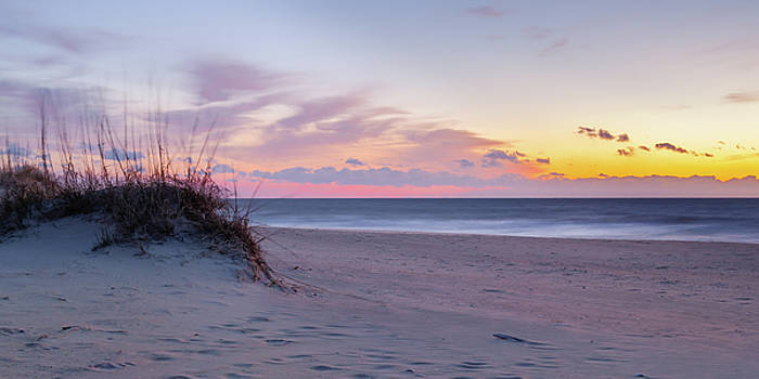 OBX Sunrise by Mike O'Shell