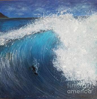 Ocean Blue by Amy Lee Coy