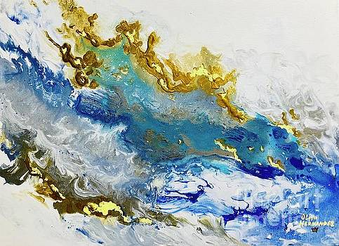 Ocean Breeze collection #100 by Olha Hernandez