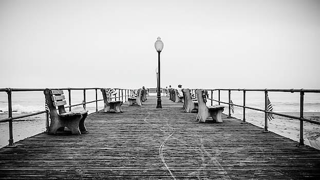 Ocean Grove Pier 1 by Steve Stanger
