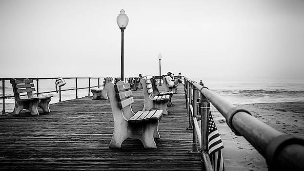 Ocean Grove Pier 2 by Steve Stanger