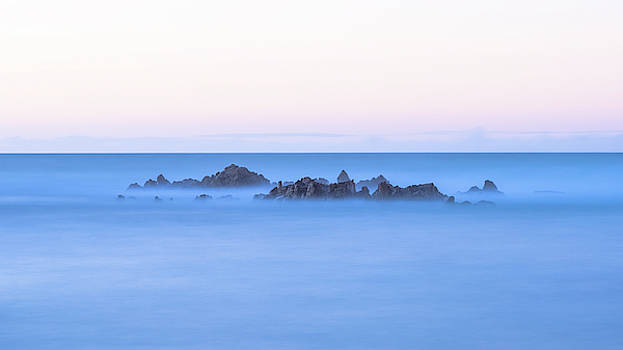Ocean Peaks by Hamish Mitchell