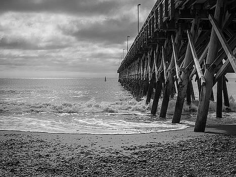 Ocean Pier by David Palmer