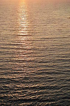Glenn McCarthy Art and Photography - Ocean Ripples and Points of Light - Simplicity
