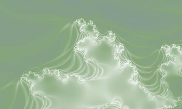 Ocean wave by Ronni Dewey