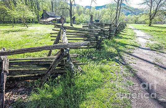 Oconaluftee Mountain Farm Museum, Great Smoky Mountains National Park by Felix Lai
