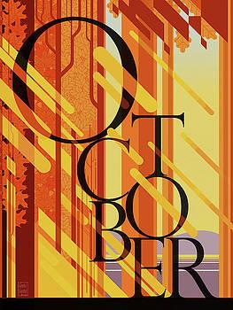 October by Garth Glazier
