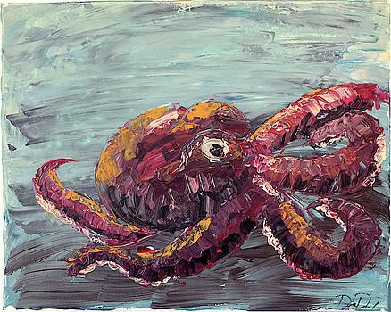 Octopus by Dea Poirier