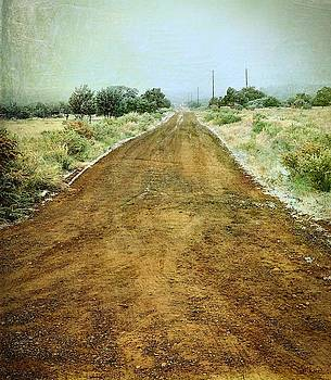 Ode To Country Roads by Brad Hodges
