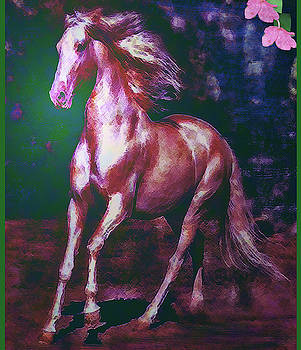 Ode To the Stallion by Patricia Keller