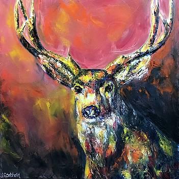 Oh Deer by Jennifer Morrison Godshalk
