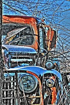 Ol Wrecker by Brian Cole