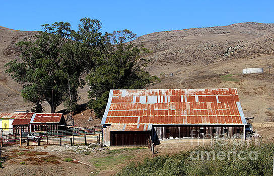 Old Barn by Katherine Erickson