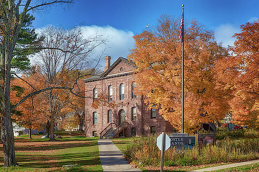 Susan Rissi Tregoning - Old Bayfield County Courthouse