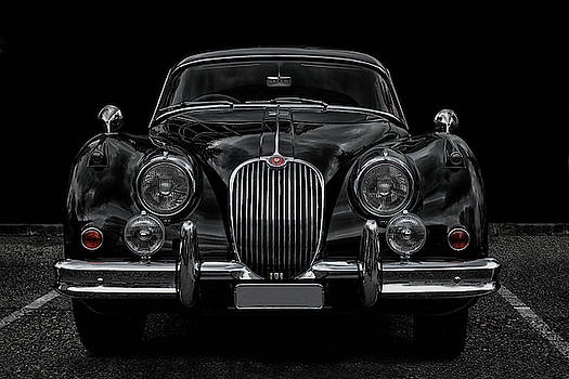 Old Black Jag by Joachim G Pinkawa