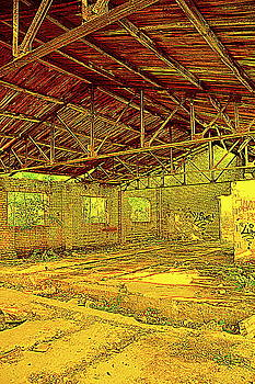 Henryk Gorecki - Old brickyard