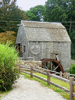 Sharon Williams Eng - Old Cape Cod Grist Mill