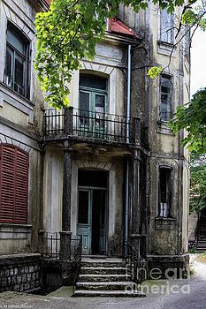 Old Cetinje by Mitch Shindelbower