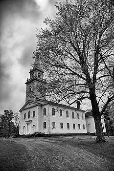Old Church by Karol Livote