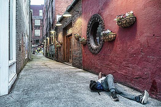 Sharon Popek - Old City Alley