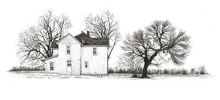 Old Colonial by Thomas Stanford