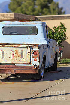 Edward Fielding - Old Ford Pickup Truck Tucson Arizona