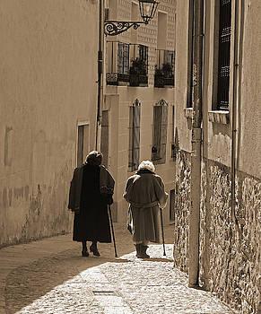 Old Friends by Marcia Socolik