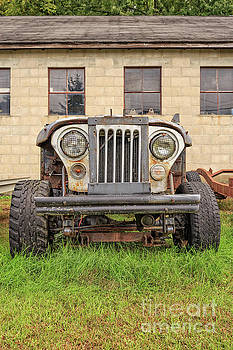 Edward Fielding - Old Jeep 4x4