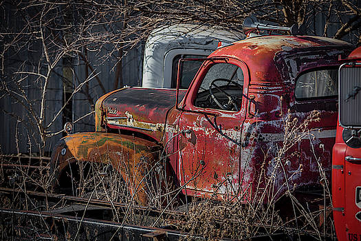 Old Mack by Ray Congrove