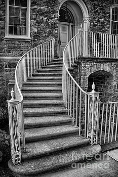 Old Main Stairs by Tom Gari Gallery-Three-Photography