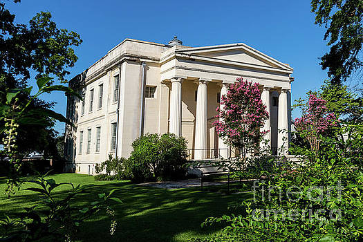 Old Medical College - Augusta GA by Sanjeev Singhal