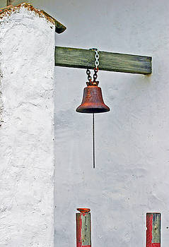 Old Mission Bell by Anthony Jones