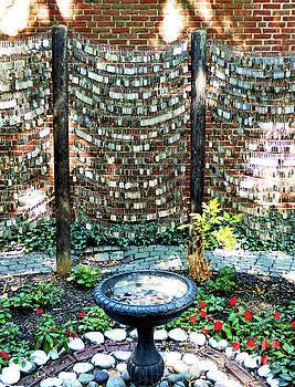 Sharon Williams Eng - Old North Church Boston Memorial Garden 300