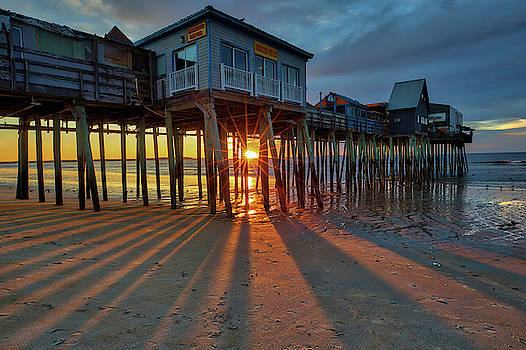 Old Orchard Beach by Juergen Roth