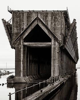 Old Ore Dock by John Wilkinson