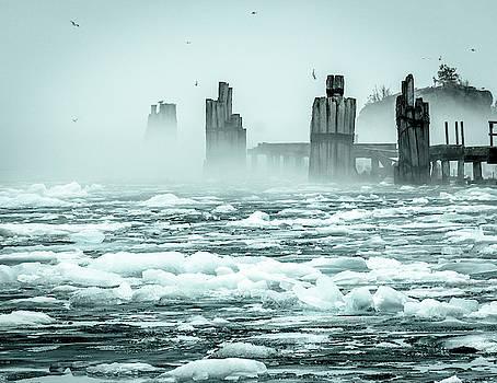 Old Pier by John Wilkinson