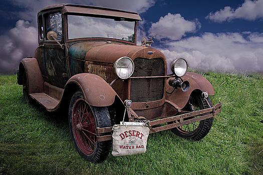 Old Road Runner by John Bartelt