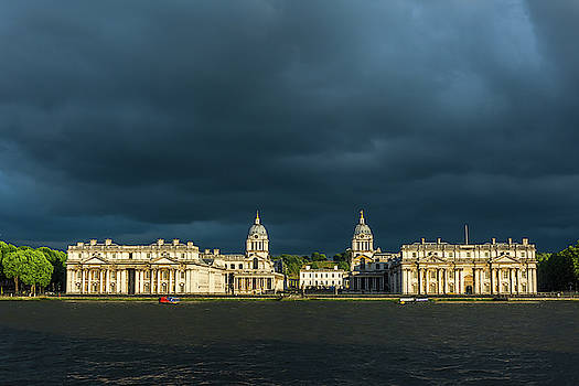 David Ross - Old Royal Naval College, Greenwich, London