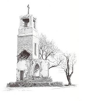 Old Saint Joseph's  by Thomas Stanford