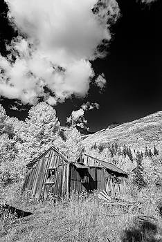 Old Shack in Colorado II by Jon Glaser