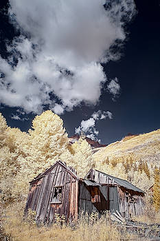 Old Shack in Colorado  by Jon Glaser