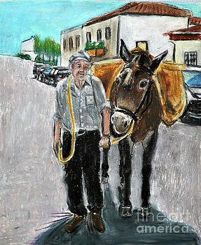 Old Timer by Lori Moon