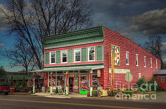 Larry Braun - Old Village Mercantile
