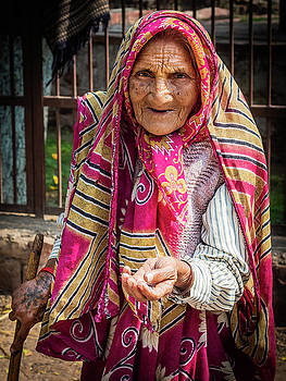 Old Woman by Robin Zygelman