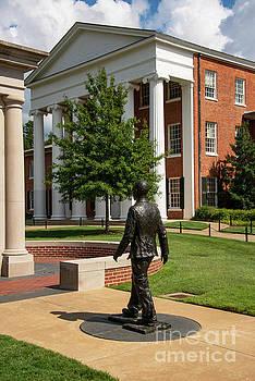 Bob Phillips - Ole Miss Civil Rights Monument