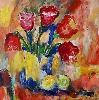 OMG More Flowers by Carol Stanley