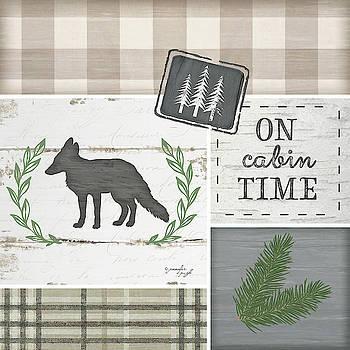 On Cabin Time by Jennifer Pugh