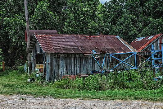 On The Farm by Robert Hebert