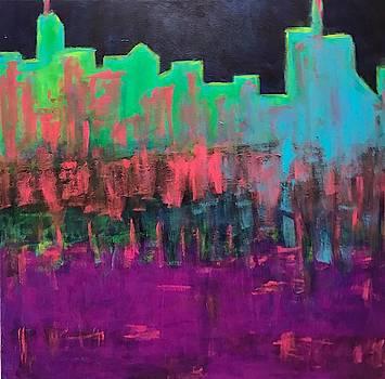 On the horizon by Randi Schultz